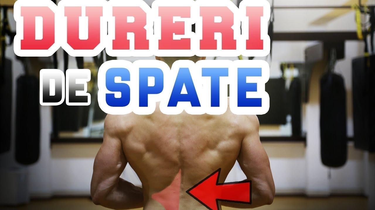 articulațiile doare după exerciții fizice în sală