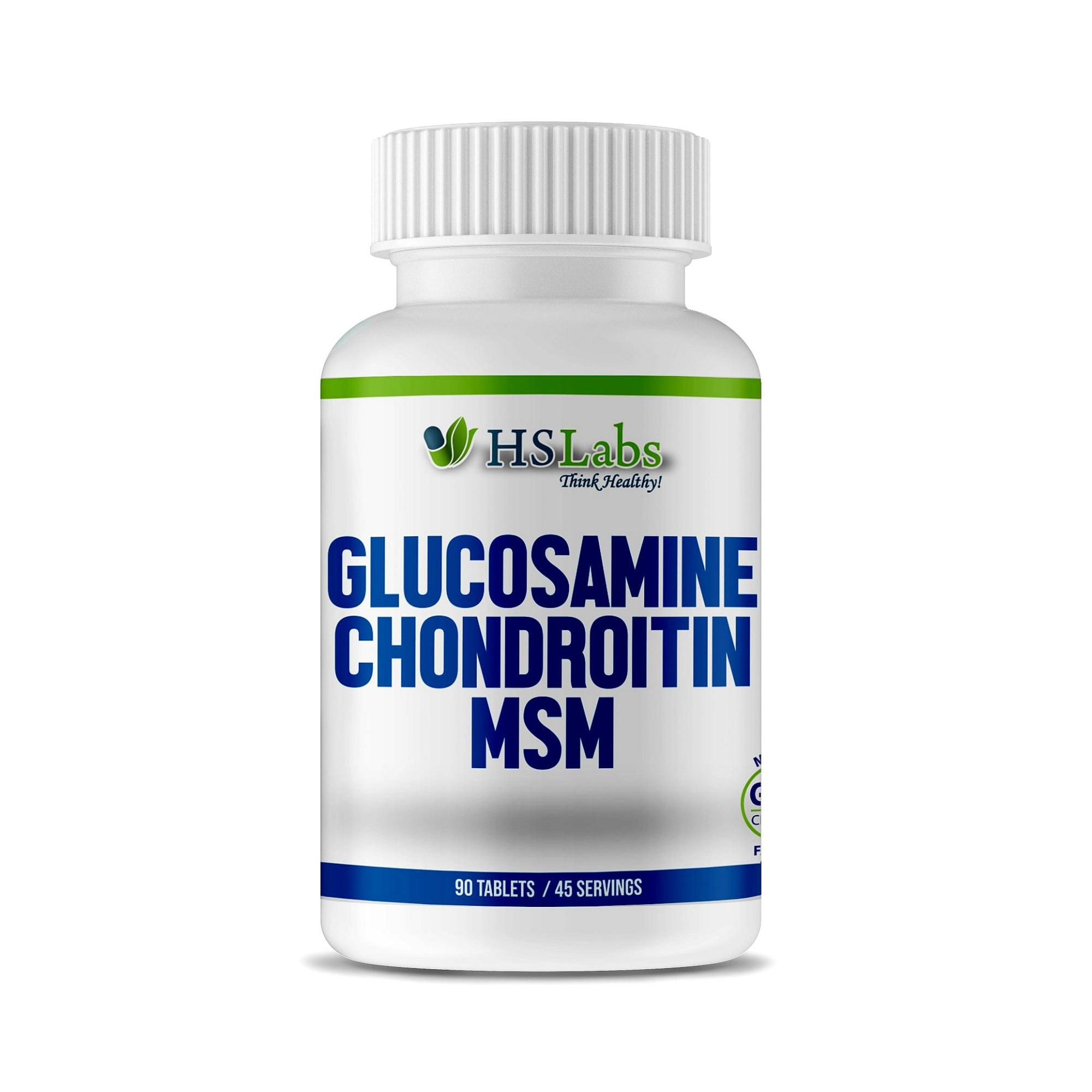 preparate care conțin glucozamină și condroitină