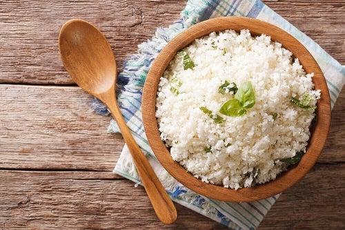 tratament comun cu orez kvass