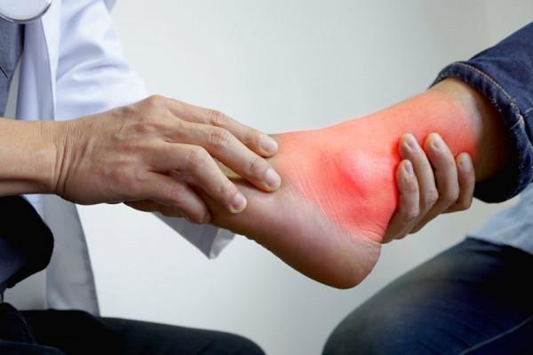 boli ale articulațiilor degetelor de la picioare