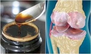 pentru întărirea preparatelor oaselor și articulațiilor