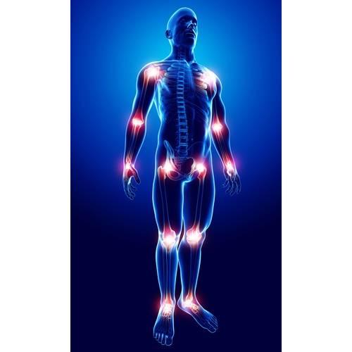 tratament articular în corpul uman durere de flexie peste genunchi