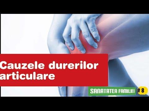 articulațiile piciorului doare după somn
