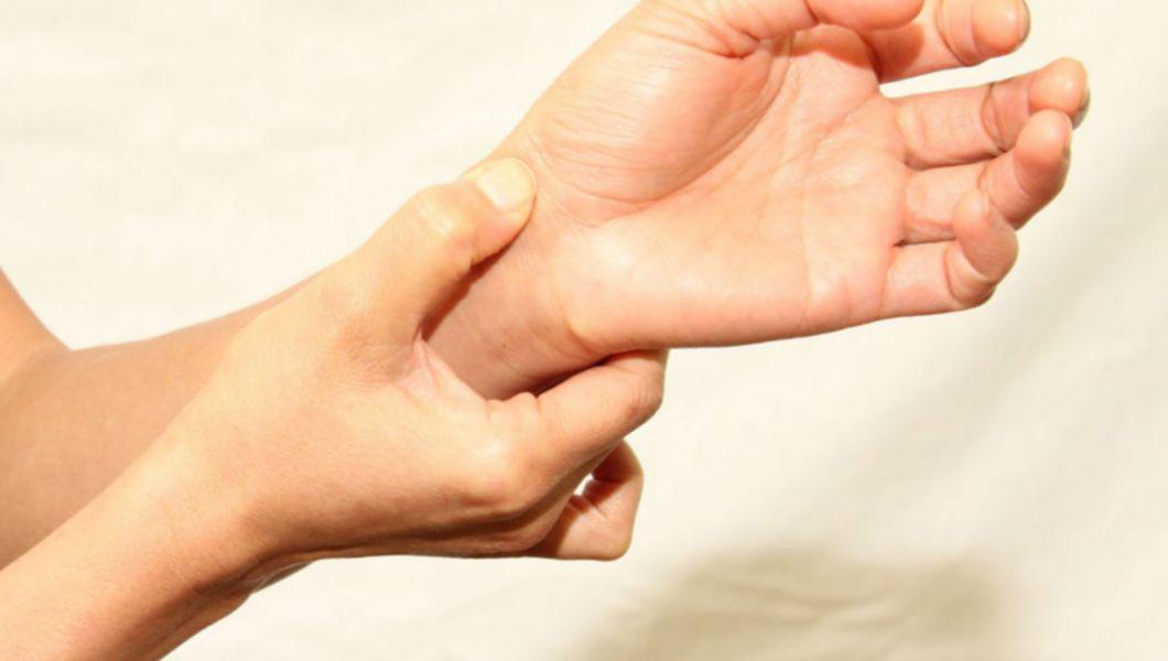 leziune la încheietura mâinii cum să tratezi gel pentru articulații dyuralan