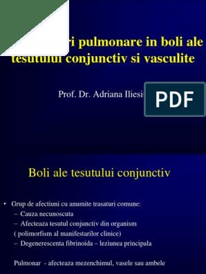 afectarea țesutului conjunctiv în bolile reumatice rosturile se execută după alergare