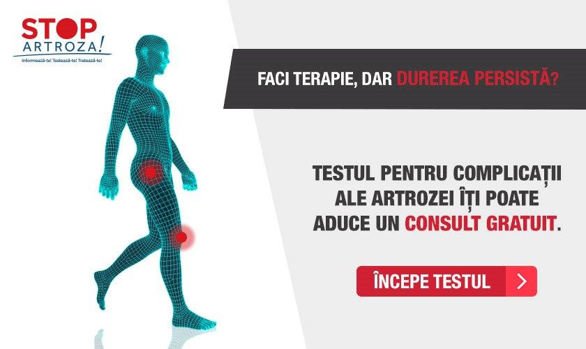 Este posibil să circulați cu artroza articulației gleznei