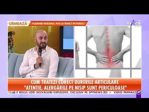 inflamație pe articulațiile degetelor artroza posttraumatică tratament la 2 grade