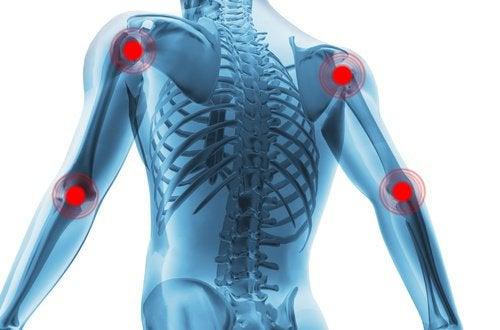 tratarea îmbinărilor cu cupru ce boli doare oasele și articulațiile?