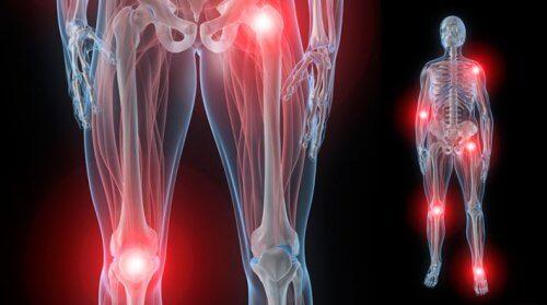 dureri articulare cu glezna cotului