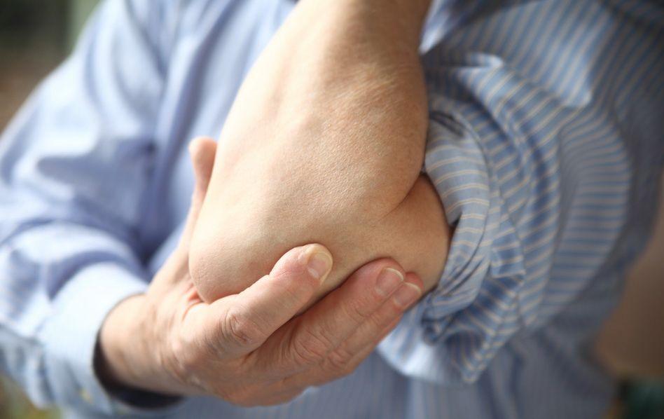 bursită infecțioasă tratamentul articulației cotului examen pentru inflamarea articulațiilor