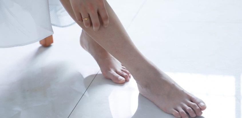 articulație în picioare cum să trateze