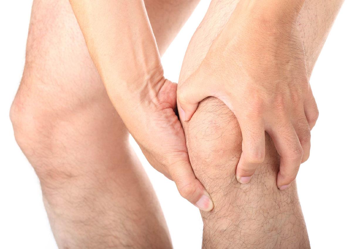 comprese cu sare la genunchi