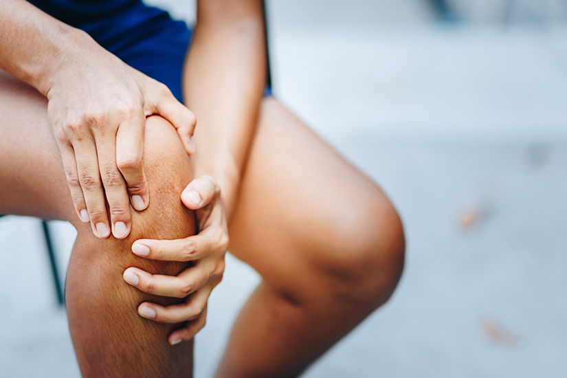 dureri de genunchi în adolescență ruperea ligamentului leziunii gleznei