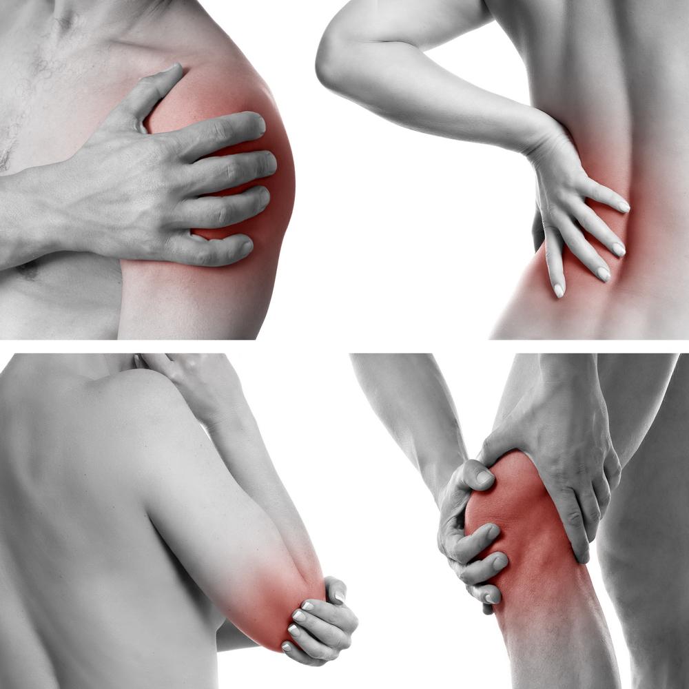 durere în articulațiile palmei