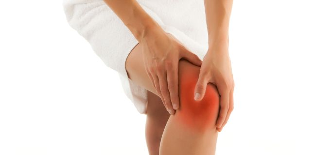 eliminarea durerii în articulația genunchiului