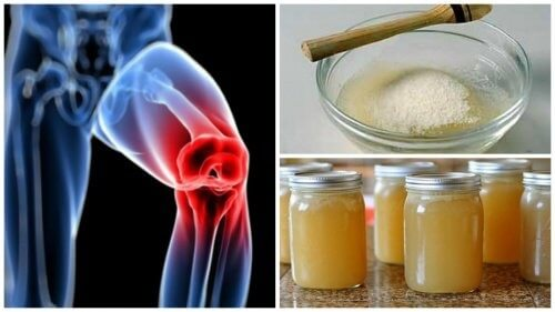 gelatină prescrisă de dureri articulare unguente și geluri pentru tratamentul articulației genunchiului