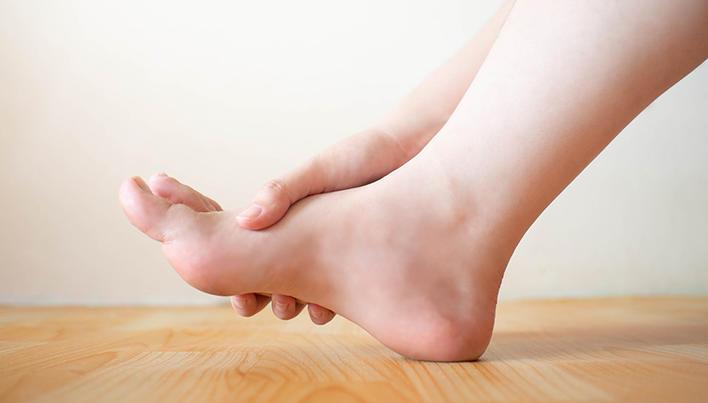 inflamația articulațiilor piciorului provoacă