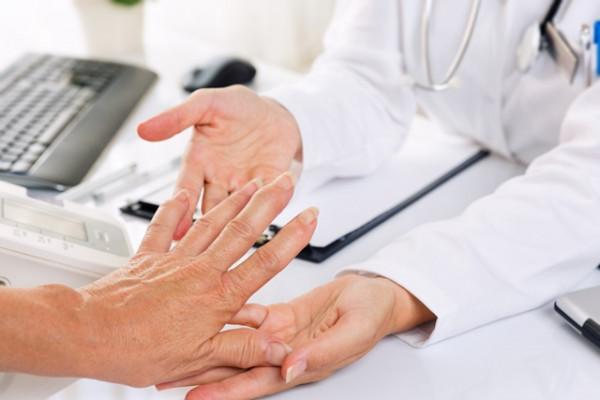 semne ale artritei degetelor