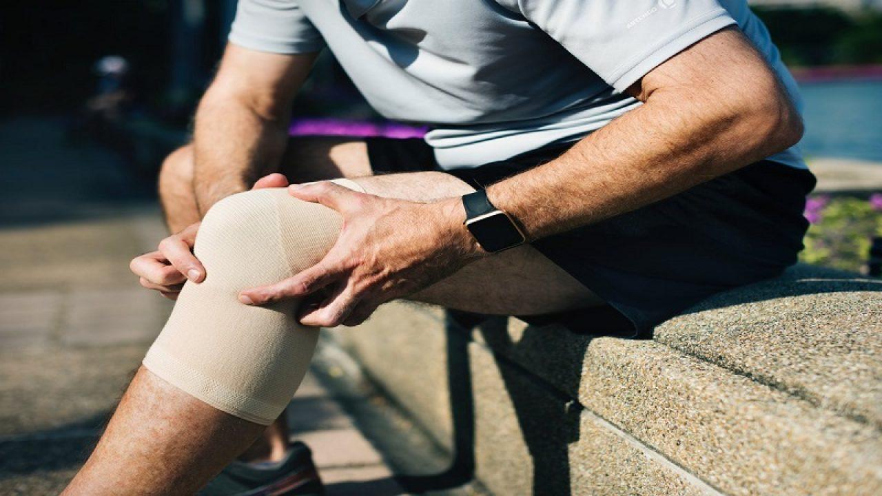 Pastile de reparație a articulațiilor genunchiului articulație pe călcâie