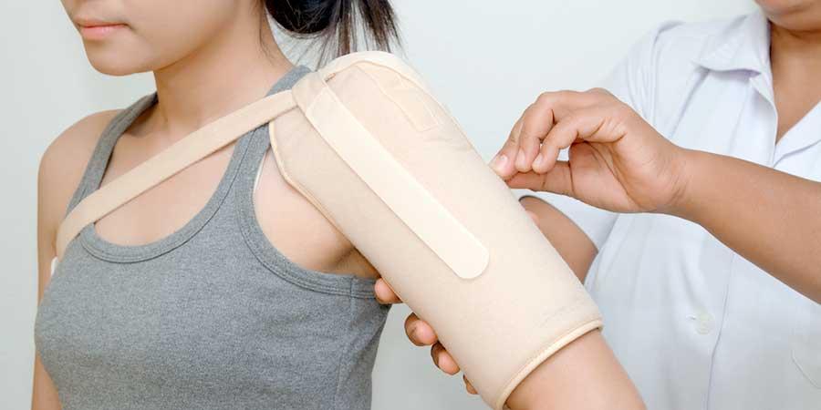 tratamentul fracturilor de umăr artroza simptomelor articulației șoldului de gradul 2