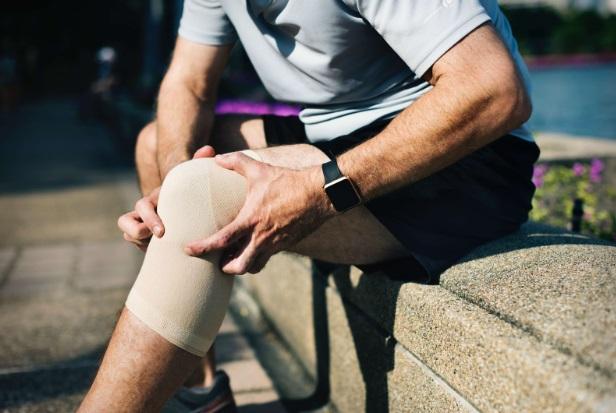 umflarea genunchiului după suprasolicitare