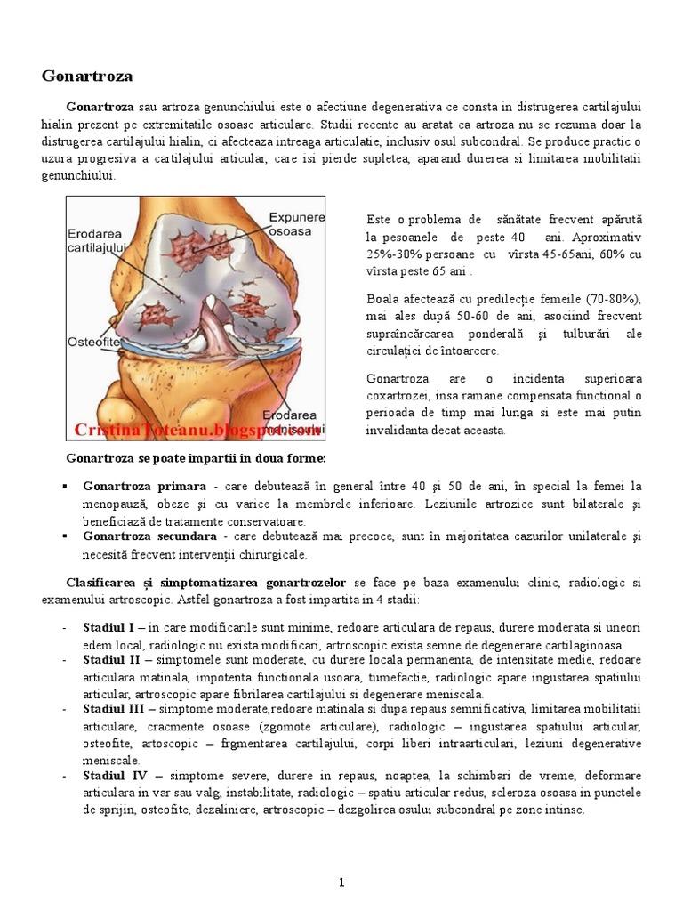 tratamentul durerii genunchiului palpitant tratamentul artrozei în Tashkent
