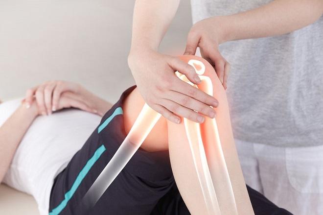 bursita infecțioasă a tratamentului articulației genunchiului