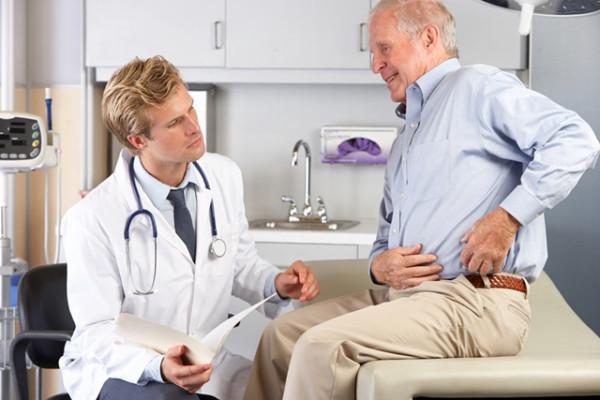 durere locală în articulația șoldului