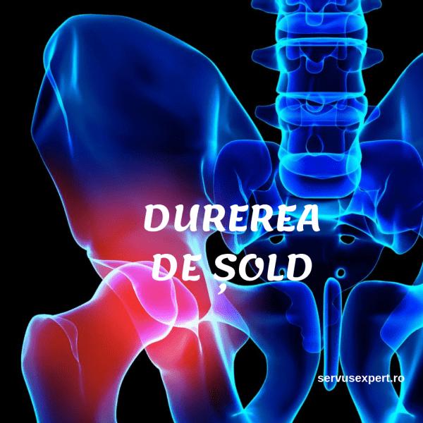 Modul de tratare provoacă dureri în articulațiile șoldului. Cauzele durerilor de șold