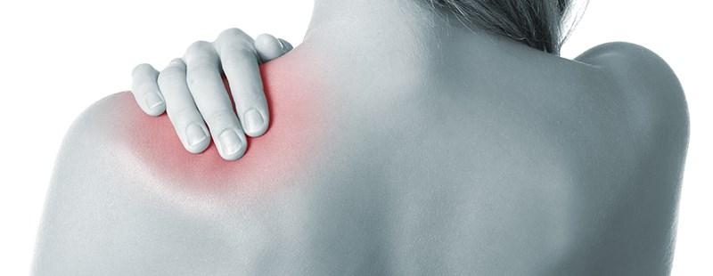 dureri în gât în articulația umărului carboxiterapie pentru durerile articulare