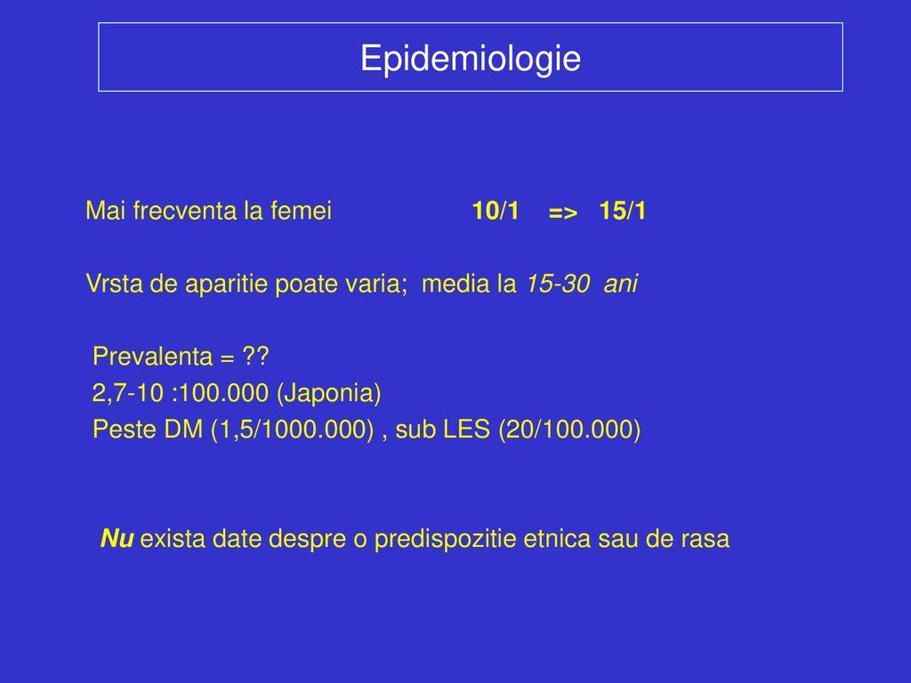 displazie de țesut conjunctiv prognostic de tratament