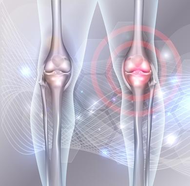 pastile din articulația genunchiului