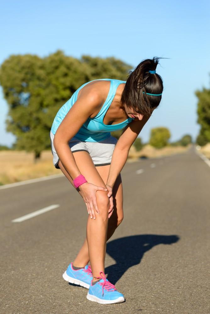 accidentarea ligamentului la genunchi dureri de umăr în gât