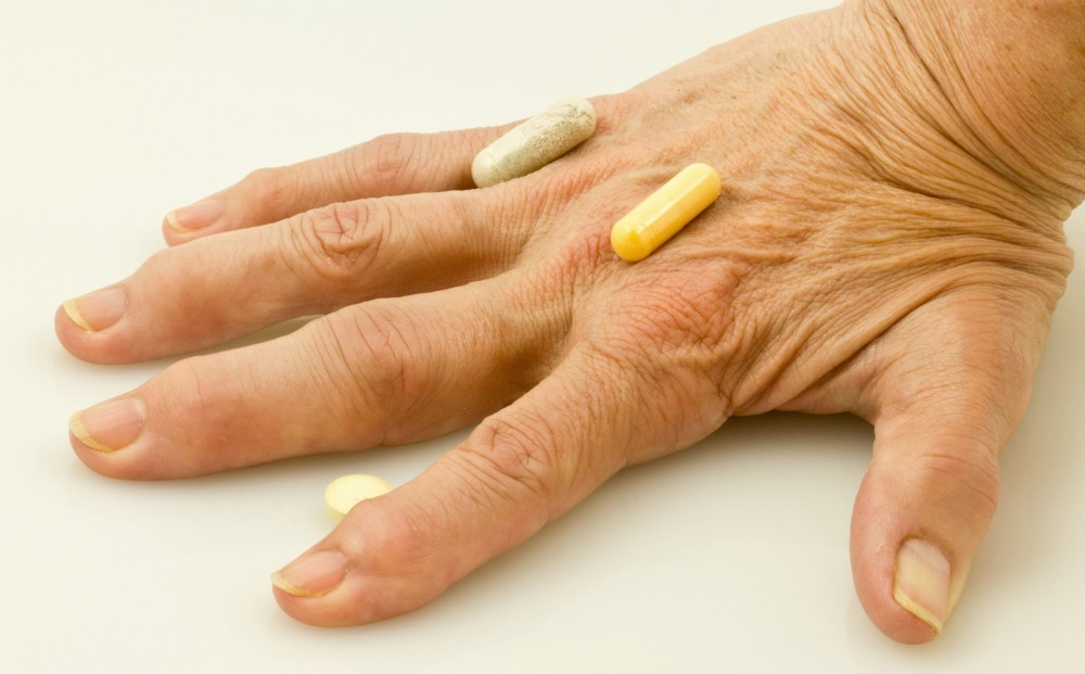 artrita degetelor index