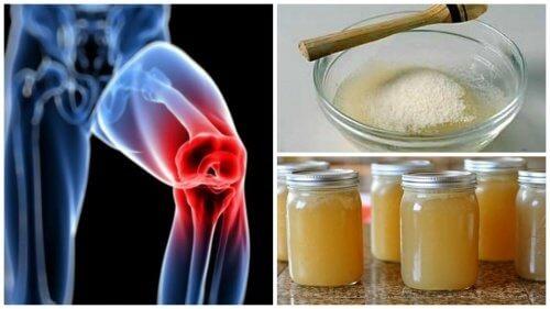m-a ajutat gelatina durerii articulare boxer dureri de cot