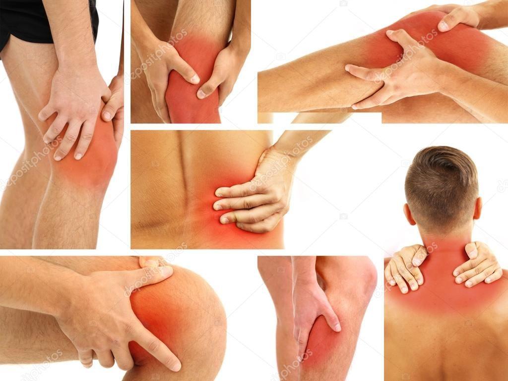 dureri articulare intoxicație când dau un grup de boală comună