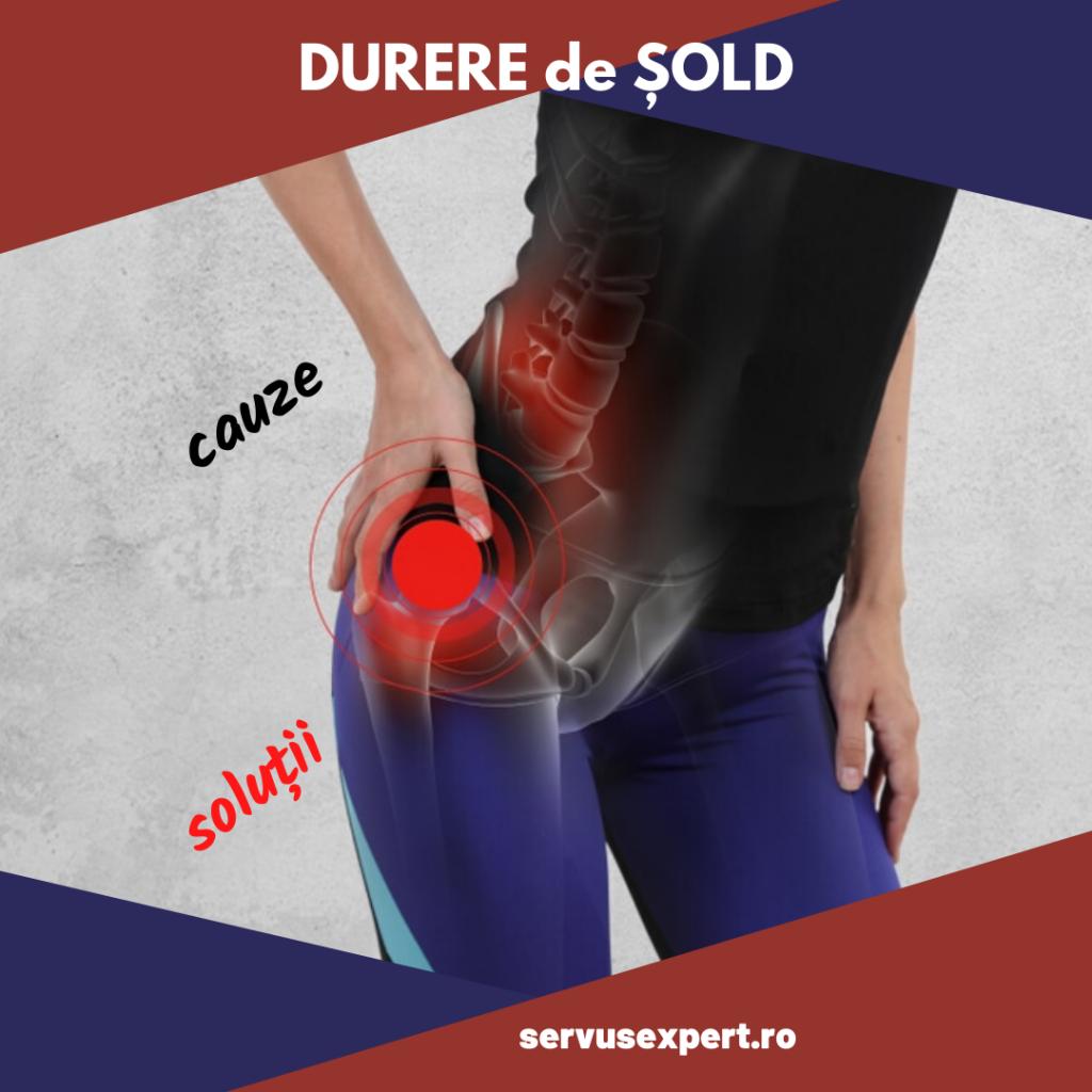 pentru durere la nivelul articulațiilor șoldului îndepărtați rapid inflamația din articulație
