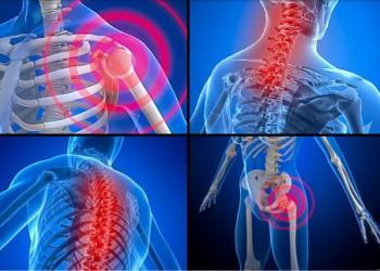 scurgerea durerii articulare